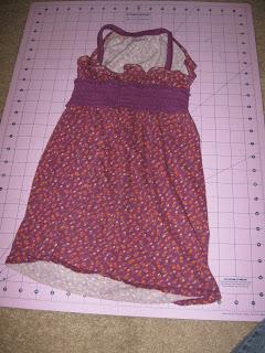 Old Shirt Toddler Dress