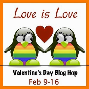 Love is Love Valentine's Day Blog Hop