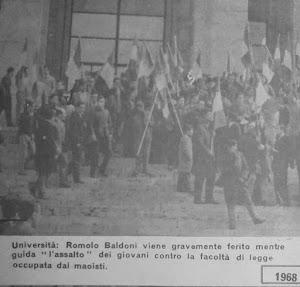 Roma 16 marzo 1968 la testimonianza di Delle Chiaie