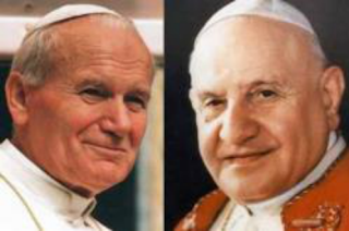 30 de setembro: Papa anunciará data da canonização de João XXIII e JPII