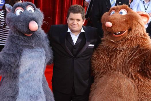 "... Oswalt (Voice of Remy ""Disney-Pixar's - Ratatouille"" Saturd..."
