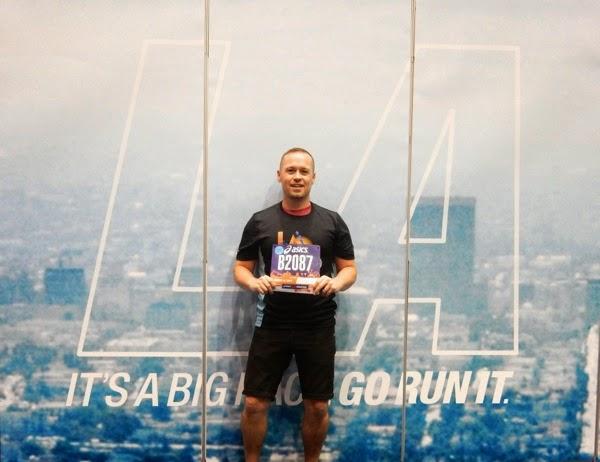 2015 LA Marathon Expo