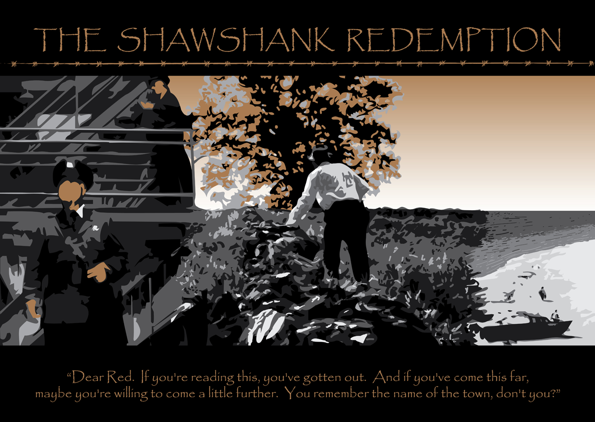 the shawshank redemption the importance of Get an answer for 'identify a scene where music is important in the shawshank redemption how is it used and to what effect' and find homework help for other stephen king questions at enotes.