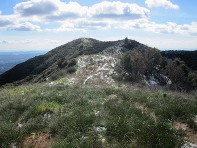 Glendora Mountain, Angeles National Forest