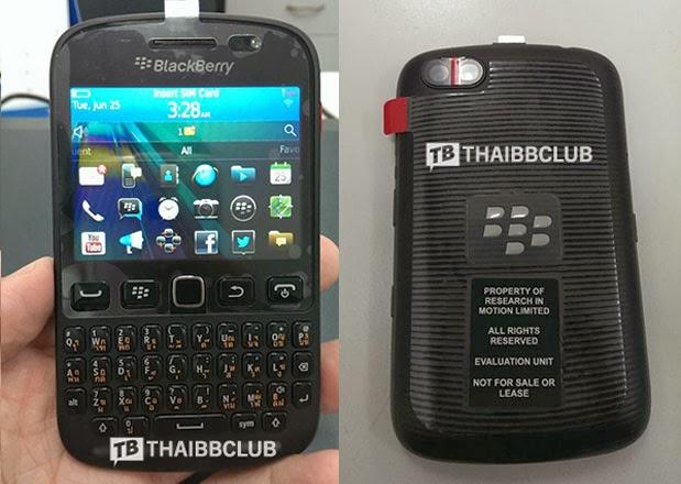Spesifikasi Lengkap BlackBerry 9720 Samoa dan Video Reviewnya