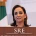 Respeta México decisión de Hillary de no aceptar invitación de EPN: SRE
