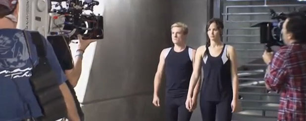Catching Fire Featurette - The Quarter Quell Cast