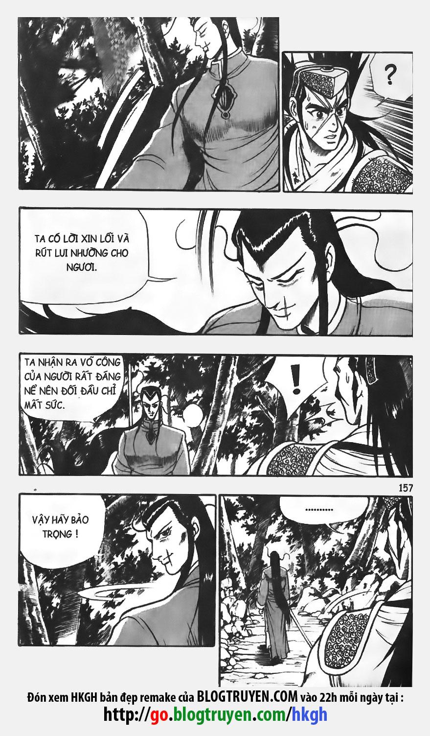 Hiệp Khách Giang Hồ chap 53 page 23 - IZTruyenTranh.com
