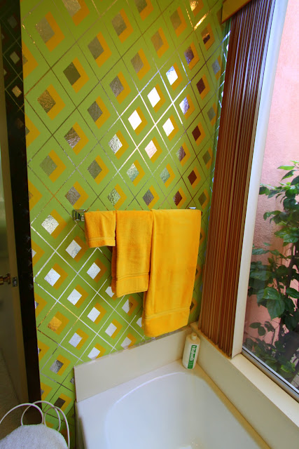 Palms Springs Modernism Week 2013, Marrakesh Designer Showcase, Ann Judy, 1970's time capsule home