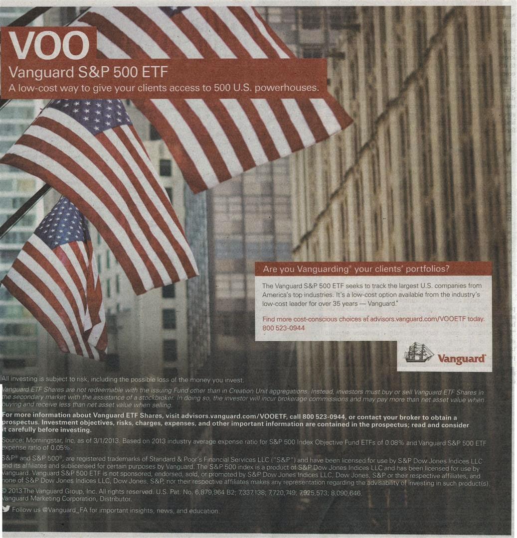 Vanguard S&P 500 ETF - VOO Fund