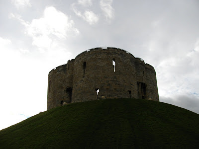 Clifford's Tower - York, England, UK