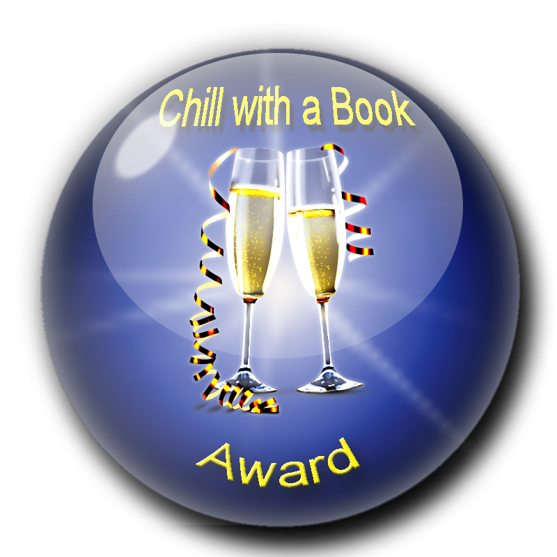 To Be A Queen wins Chill with a Book award!!