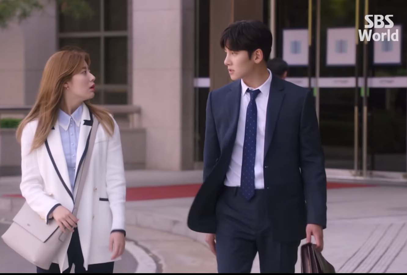 Lessons From the TV Series Suspicious Partner