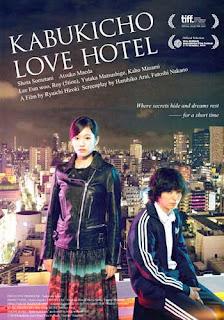 Nonton Film Kabukicho Love Hotel (2014)