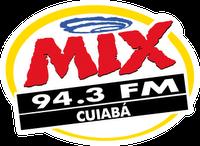ouvir a Rádio Mix FM 94,3 ao vivo e online Cuiabá MT