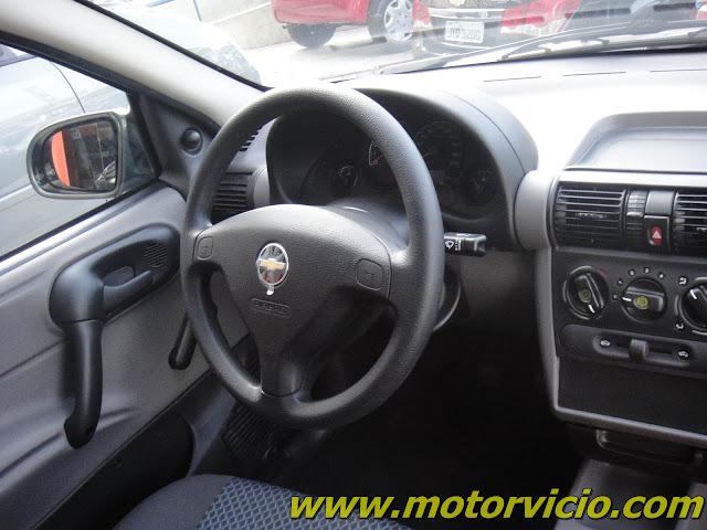 Chevrolet Classic LS 2013 - interior