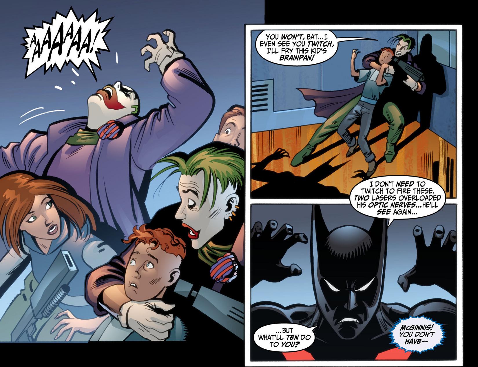Batman Beyond (2012) Issue #9 #9 - English 14