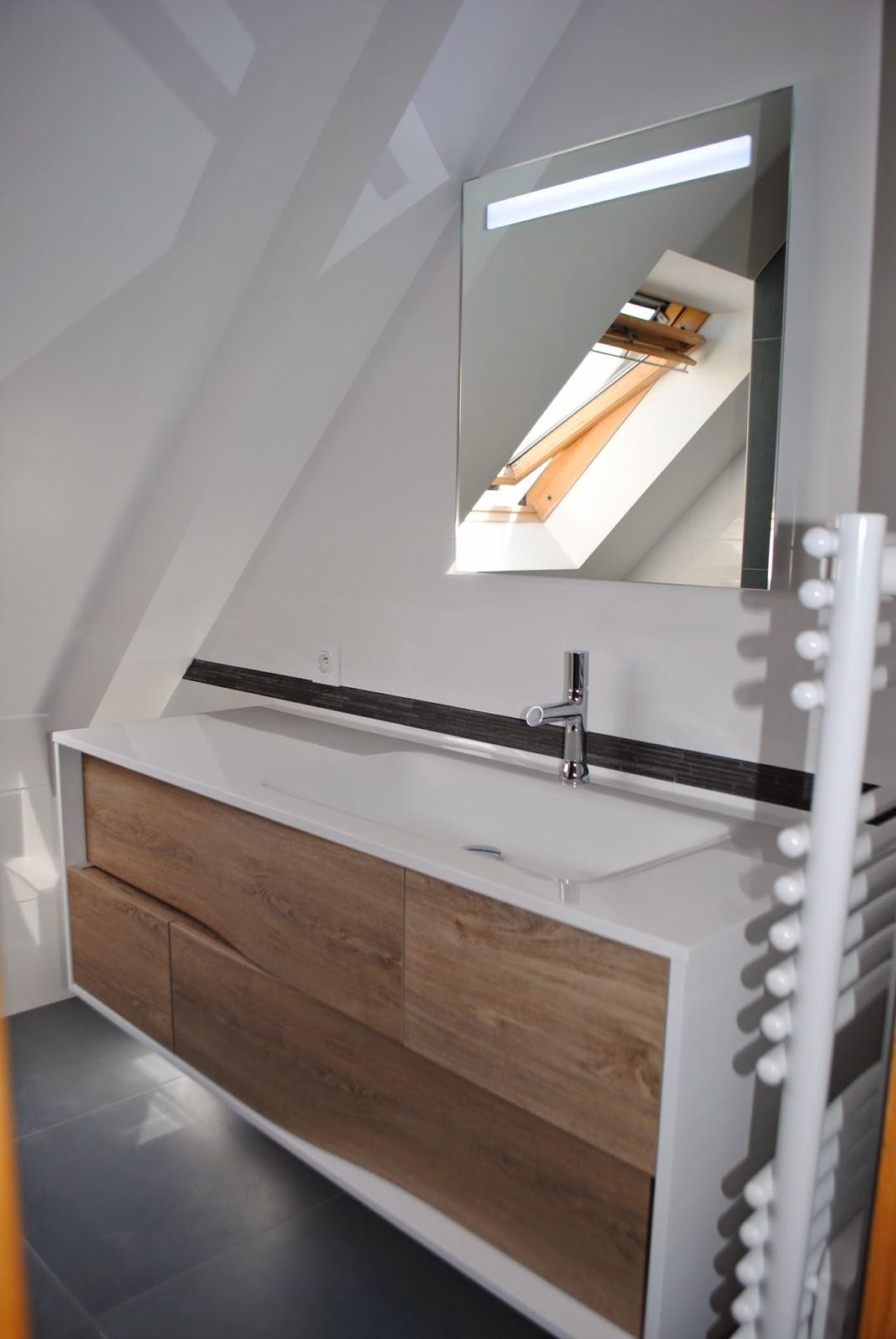 #A96522 CREATION DE SALLES DE BAINS DOUCHE A L' ITALIENNE ET  2743 petite salle de bain haut de gamme 1071x1600 px @ aertt.com