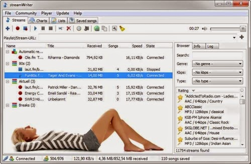 Download StreamWriter 5.2
