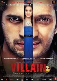 Ek Villain Cast and Crew