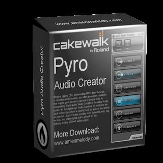 Cakewalk Pyro Audio Creator v1.5.2.0
