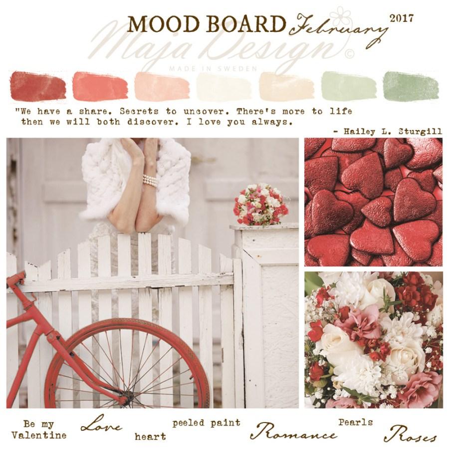 Moodboard Februari