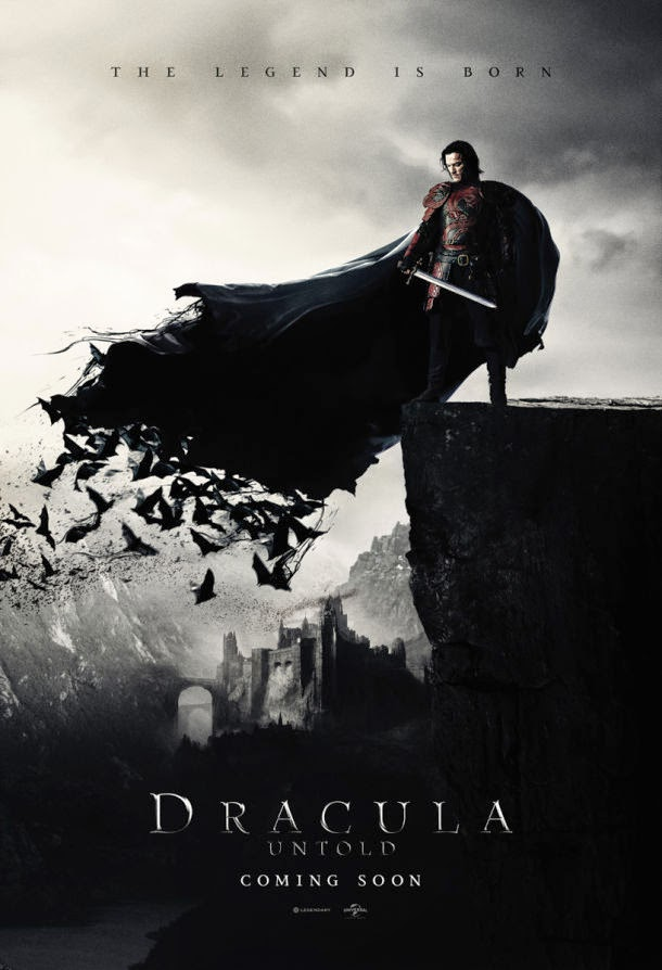 Dracula Untold (2014) poster