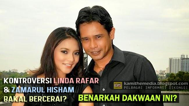 Kontroversi Diana Rafar dan Zamarul Hisham Bakal Bercerai