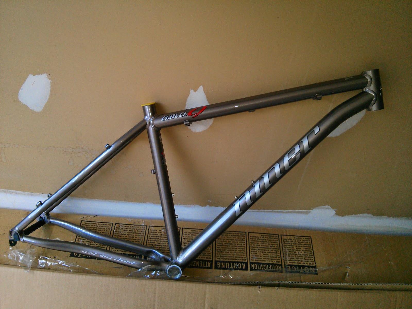 Niner EMD 9 Frame | Matt on bikes