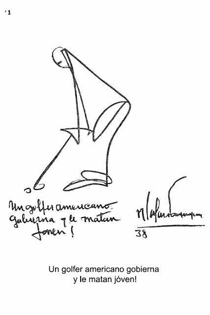 Profecias Benjamin Solari Parravicini, desenhos proféticos