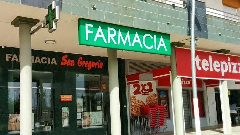 Farmacia San Gregorio en Pozoblanco (Córdoba)