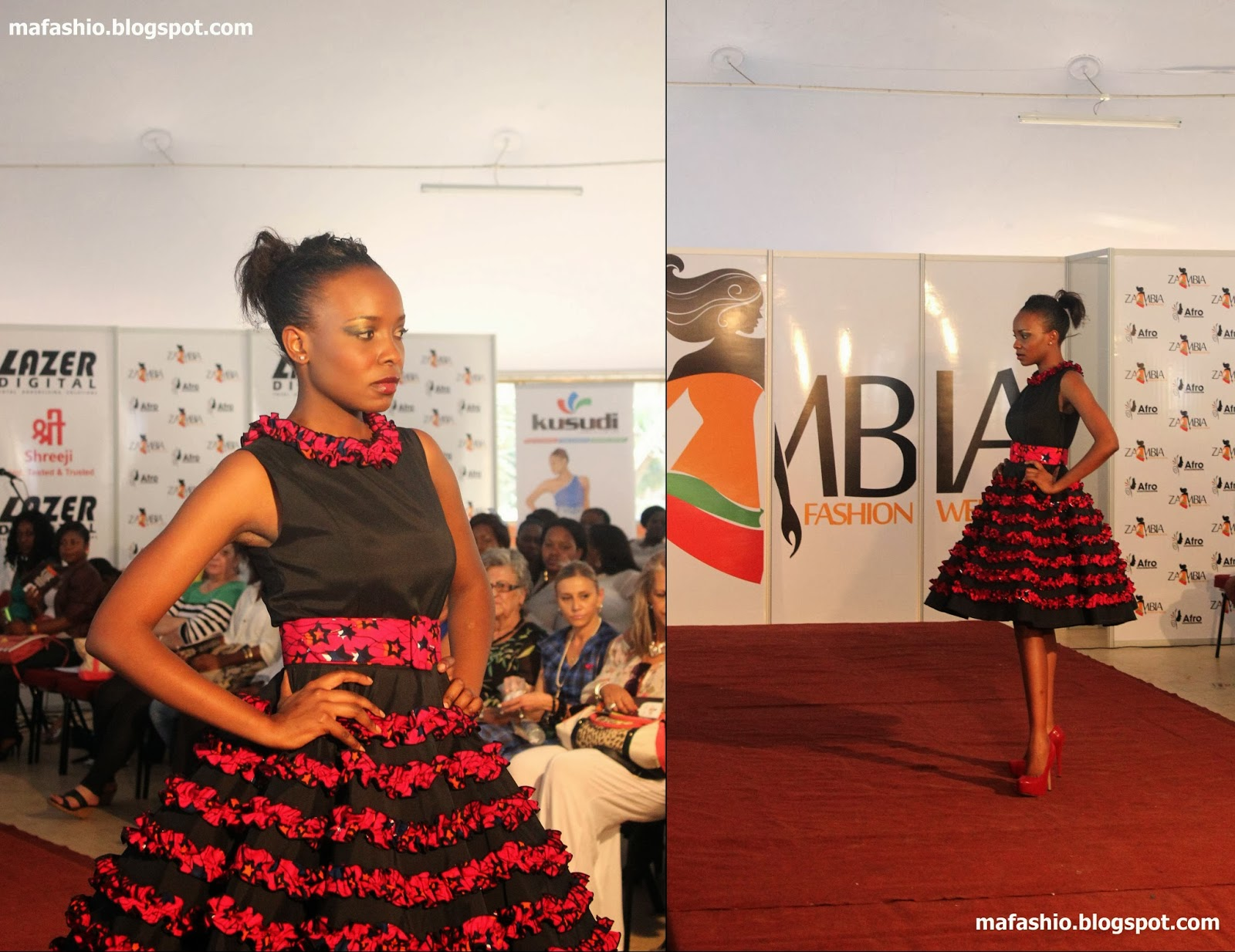 Zambias best chitenge dress joy studio design gallery for Kitchen design zambia