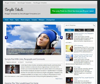 Simple+Sekali+Blogger+Template