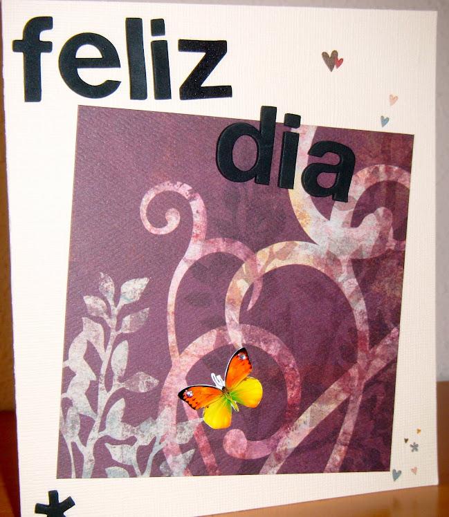Tarjeta Felicitación