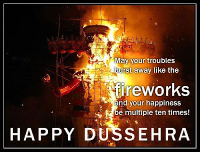 Dasara/Dussehra Greetings & Wallpapers