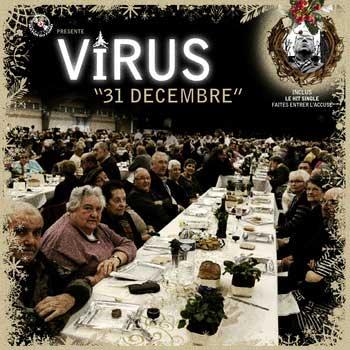 telecharger virus 31 decembre ep deuxieme volet sur bandcamp