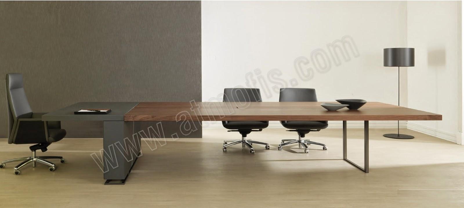 modern ofis çalışma masası modelleri