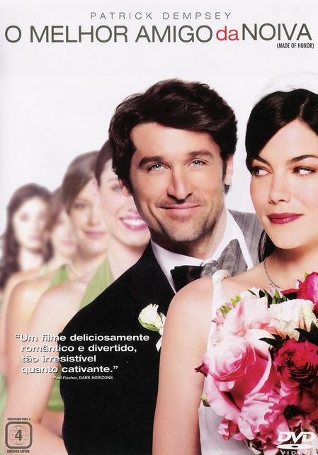 Filme O Melhor Amigo da Noiva Dublado AVI DVDRip
