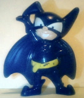 Bat-Mite from McDonald's Batman: The Brave and the Bold Happy Meal