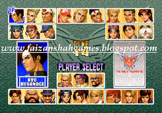 King of fighters 2001 free download