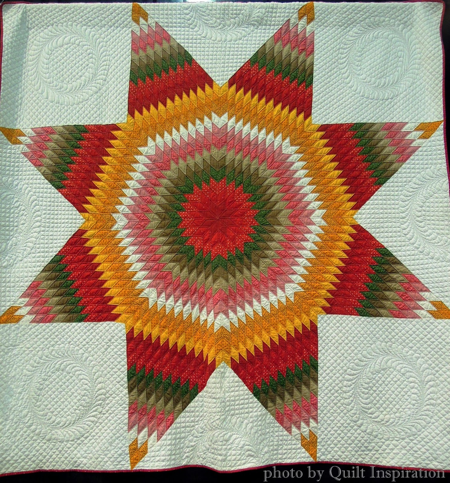 Vintage and vintage-inspired quilts | Quilt Inspiration | Bloglovin' : quilt show tucson - Adamdwight.com