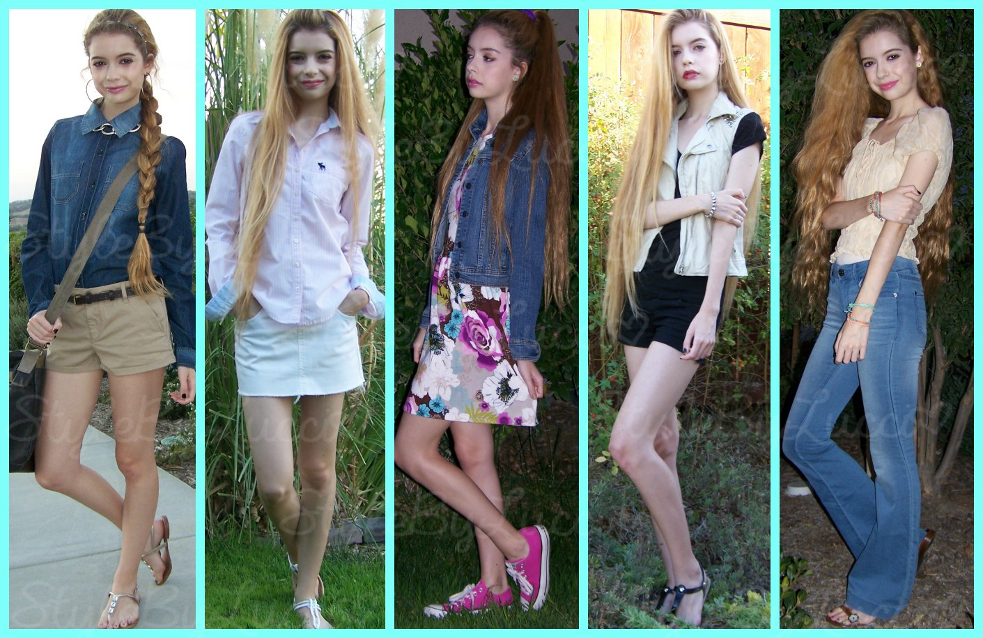 StyleByLucci: ♥ NEW VIDEO! ♥ Outfits of the Week ♥ First ...
