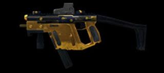 Kriss S.V.G:é uma arma com os melhores danos ao adversário e aperte ...
