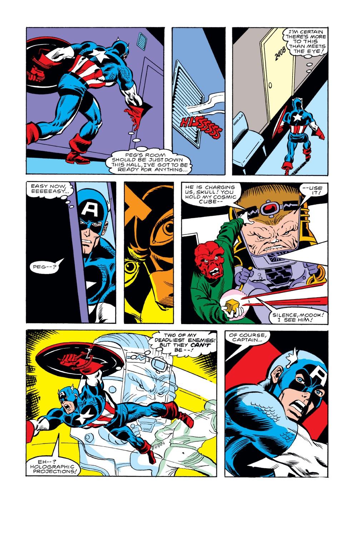 Captain America (1968) Issue #233 #148 - English 17