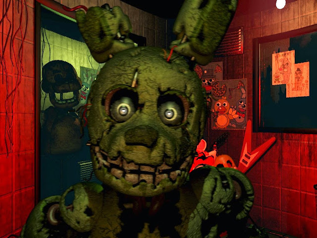 descaga Five Nights at Freddy's 3 en nuestro blog http://konanimes.blogspot.com/