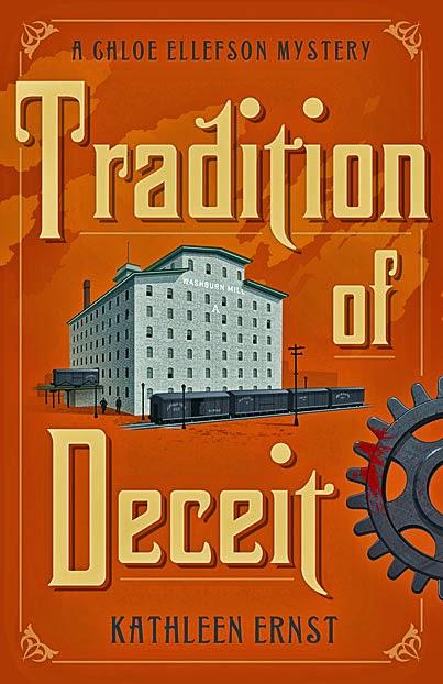 http://www.amazon.com/Tradition-Deceit-Chloe-Ellefson-Mystery/dp/0738740780/