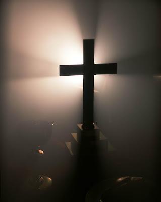 """"""" أبعاد الصليب """" القديس"""