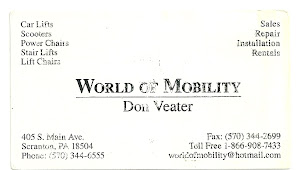 World OF Mobility\ Don Veater