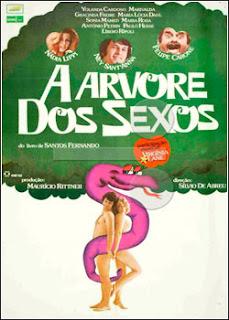 Download - A Árvore dos Sexos - DVDRip - AVI - Nacional