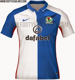 jual online Jersey Blackburn terbaru musim depan 2015/2016